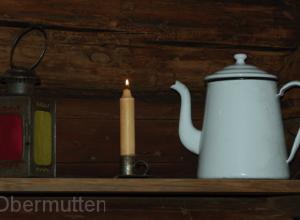 Kerzenständer-Eisen-Goldswil