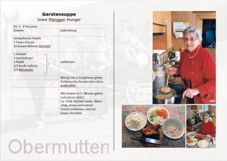 Gerstensuppe