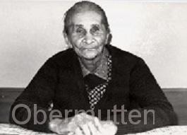 Cadisch-Brunner Elsbeth 1900 - 1989