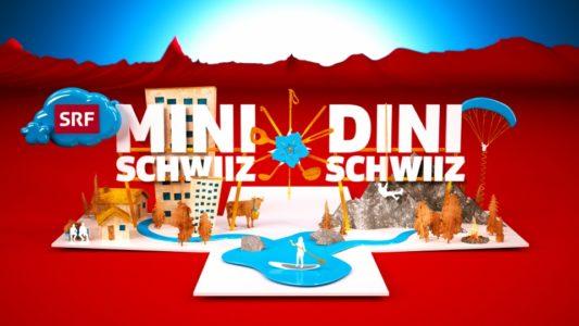 Mini Schwiiz - Dini Schwiiz aus Mutten