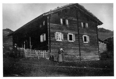 altes Haus Rosa Wyss